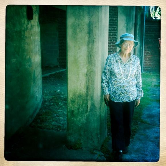 My lovely, impossible nana